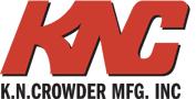 KN Crowder Manufacturing Logo