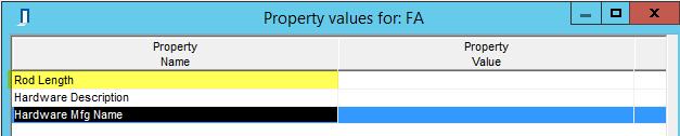 FA Properties